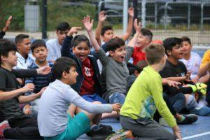 Fussball / Kinder @ Sporthalle | Berlin | Berlin | Deutschland