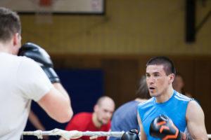 Boxen Wettkampftraining @ Boxhalle