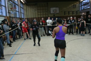 Boxen Wettkampftraining @ Sporthalle im Hinterhof