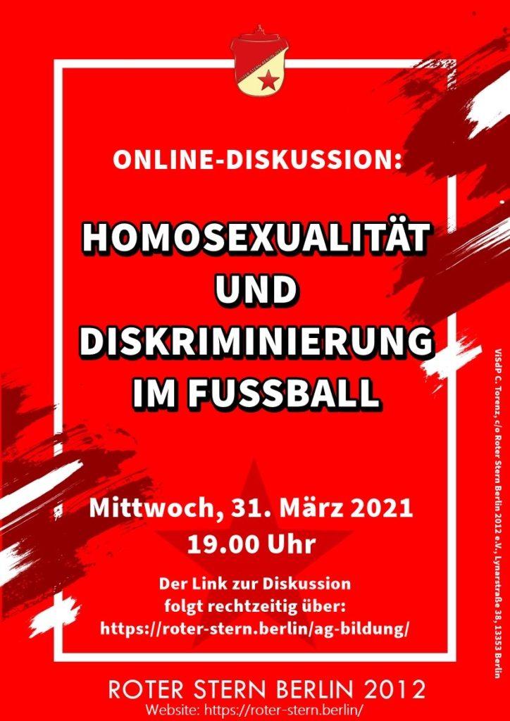 Homosexualität und Diskriminierung im Fußball